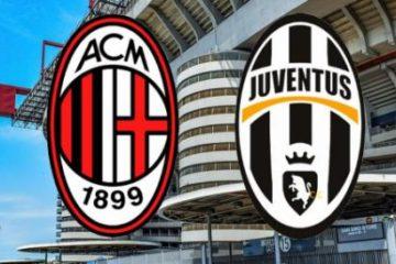 Milan-Juventus, 12° giornata di Serie A