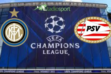 Inter-Psv, 6° giornata di Champions League