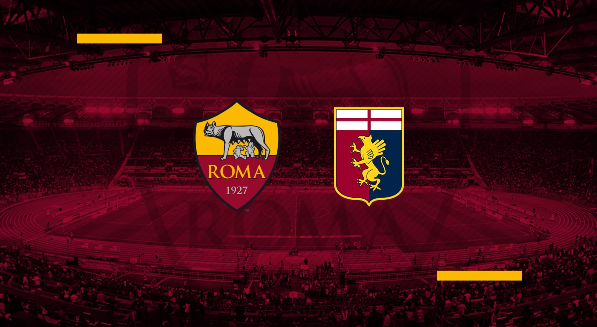 Roma Genoa Diretta Streaming Live 16 Giornata Serie A 16 12 2018 Stadiosport It