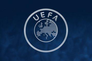 """Fonte account """"Twitter"""" ufficiale della stessa UEFA"""