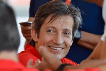Dopo una lunga e ventennale esperienza in Formula 1 tra Minardi, Toro Rosso e Ferrari, Massimo Rivola passa in MotoGP, diventando AD di Aprilia Racing (foto da: twitter.com/ApriliaOfficial)