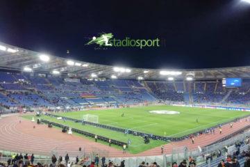 Stadio Olimpico - Roma-Porto, Andata Ottavi di finale di Champions League (foto Esclusiva Stadiosport.it del nostro inviato Veronica Martella) ©RIPRODUZIONE RISERVATA