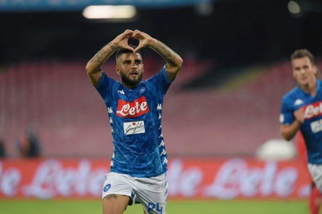 Calciomercato Inter: Lorenzo Insigne nel mirino dei nerazzurri.