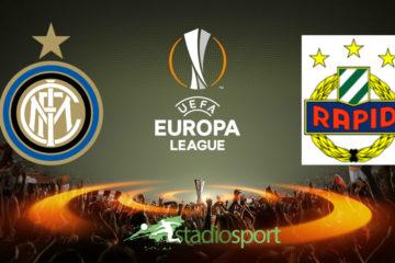 Inter-Rapid Vienna, ritorno dei sedicesimi di finale di Europa League.