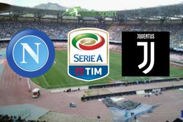 Napoli-Juventus, 21° giornata di Serie A