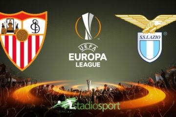Siviglia-Lazio, ritorno dei sedicesimi di Europa League.