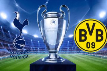 Tottenham-Borussia-Dortmund