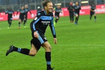 Soccer: Italy's Cup; Inter-Lazio