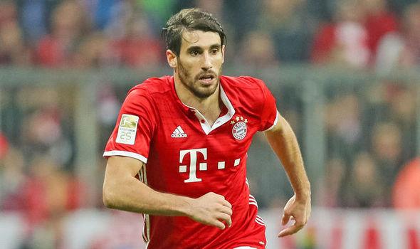 Javi Martinez lascerà il Bayern Monaco al termine della stagione.