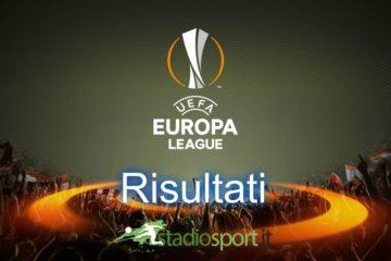 Europa League, risultati ritorno sedicesimi di finale