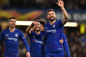 Chelsea Dinamo