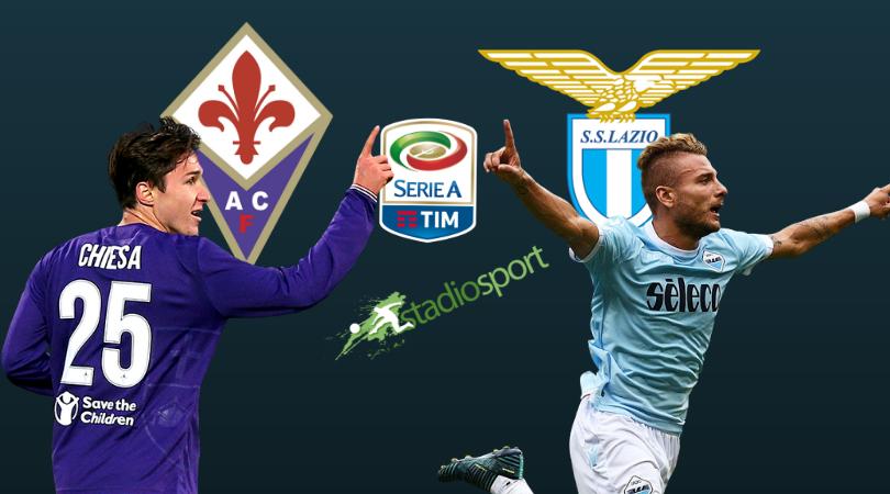 Probabili formazioni Fiorentina-Lazio