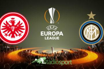 Eintracht-Inter, andata degli ottavi di finale di Europa League