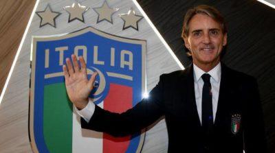 Italia, Mancini eguaglia il record di vittorie di Vittorio Pozzo