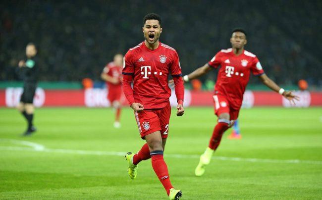 Lione-Bayern Monaco Gnabry