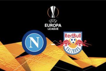 Napoli-Salisburgo, andata degli ottavi di finale di Europa League