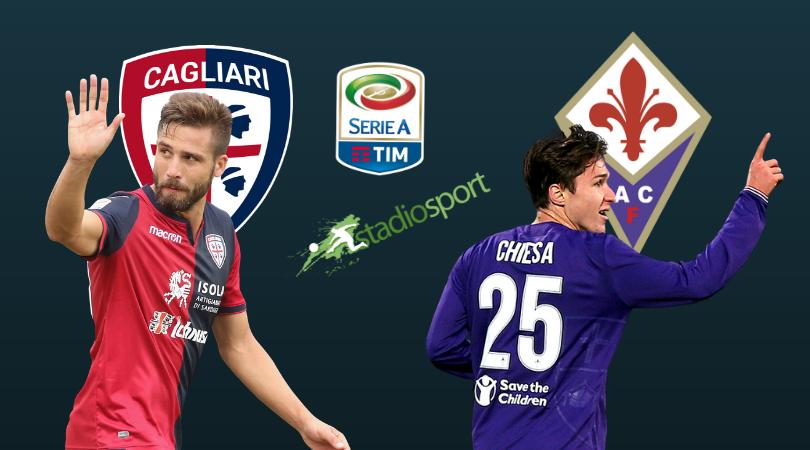Probabili formazioni Cagliari-Fiorentina