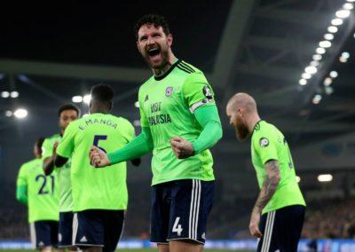 Campionato inglese, il Cardiff espugna Brighton