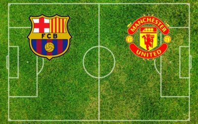 Possibili schieramenti Barcellona-Manchester United