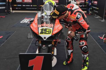 Bautista-Alvaro-Superpole race-Superbike-Aragon