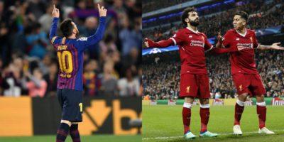 possibili schieramenti Barcellona-Liverpool