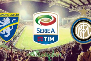 Frosinone-Inter, 32° giornata di Serie A