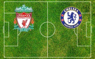 possibili schieramenti Liverpool-Chelsea