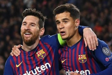Messi e Coutinho