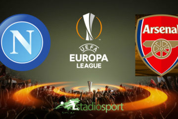 Napoli-Arsenal, ritorno quarti di finale di Europa League
