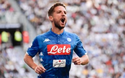 Calciomercato Napoli: vicino il trasferimento di Mertens all'Inter