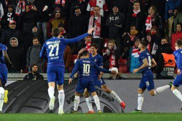 Slavia Chelsea
