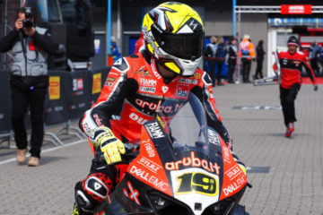 Superbike, Assen 2019 gara 2
