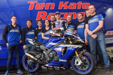 Superbike, Loris Baz team Ten Kate 2019