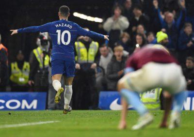 Hazard trascina il Chelsea