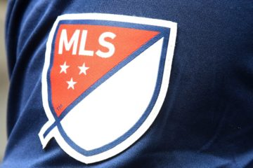 Aug 2, 2017; Chicago, IL, USA; A detail view of the MLS patch during the 2017 MLS All Star Game at Soldier Field. Mandatory Credit: Mike DiNovo-USA TODAY Sports ORG XMIT: USATSI-357444 ORIG FILE ID:  20170802_pjc_ad4_741.JPG