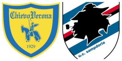 I possibili schieramenti della partita del Bentegodi tra Chievo e Sampdoria