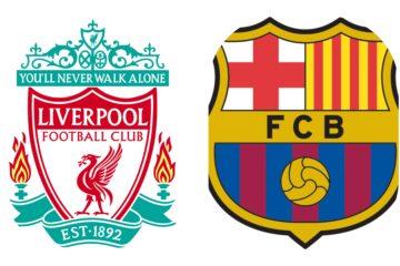 Probabili schieramenti di Liverpool e Barcellona