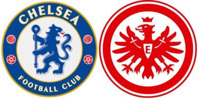 Potenziali schieramenti di Chelsea e Eintracht Francofrote