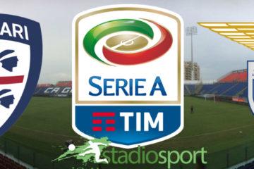 Cagliari-Lazio, 16° giornata di Serie A