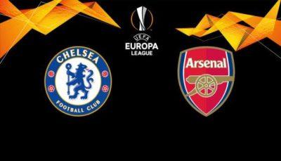 I possibili schieramenti di Chlesea e Arsenal per la finale di Europa League