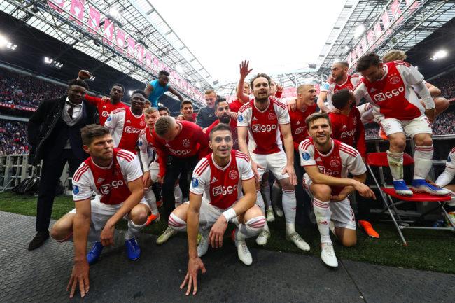 Calciomercato Napoli: Tagliafico dell'Ajax finisce nel mirino dei partenopei