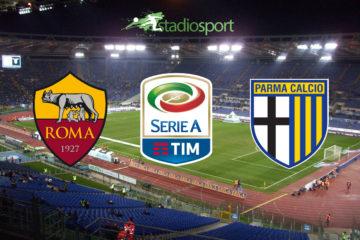 Roma-Parma, 38°giornata di Serie A