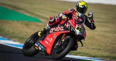 Superbike Bautista Imola 2019