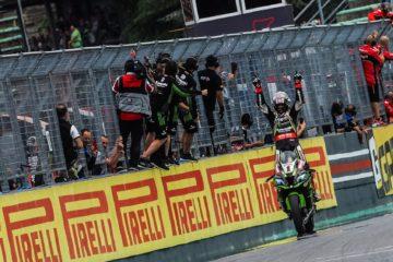 parole di Rea Superbike Imola 2019
