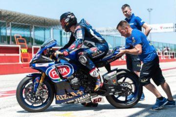 superbike test misano 2019