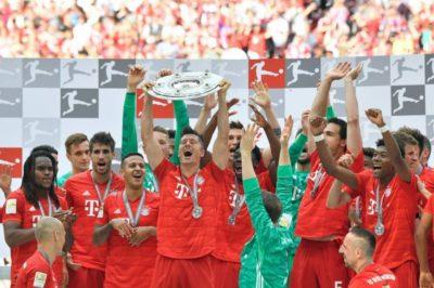 Tutti i verdetti definitivi della Bundesliga