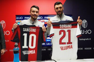 Il Bologna riscatta Sansone e Soriano dal Villareal