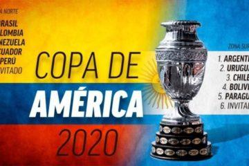 Australia e Qatar sono le due invitate alla Copa America 2020