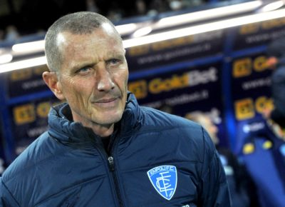 Andreazzoli è il nuovo tecnico del Genoa. Torna Capozucca