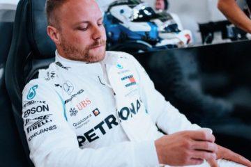 Valtteri Bottas resterà in Mercedes anche nel 2020. Per il finlandese sarà la quarta stagione al fianco di Lewis Hamilton (foto da: twitter.com)